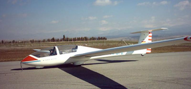 Planeador biplaza Grob g103